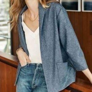 Amour Vert Viva Wool Blend Jacket Blazer Medium